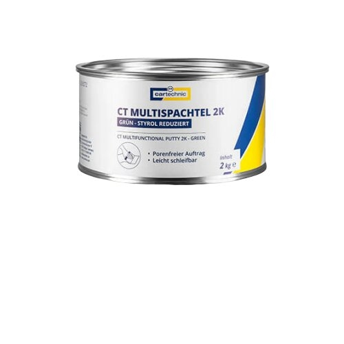 CARTECHNIC CT Multitlip 2K Green Styrene reduces 2 Kg 90-20-551 120