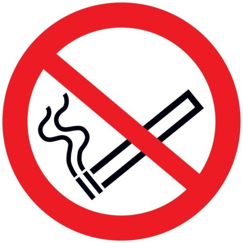 """Sign Safety Verbotsschild """"Rauchen verboten"""" 38.A6010"""