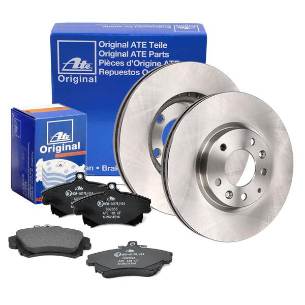ATE Brake System - Kit VSB0080ATE