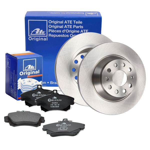 ATE Brake System - Kit VSB0082ATE