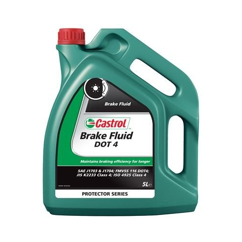 Bremsflüssigkeit CASTROL 15CD1B Brake Fluid DOT 4