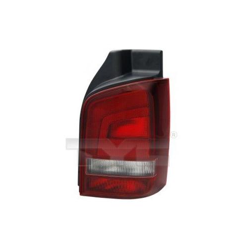 Combination Rearlight TYC 11-11593-11-2 VW