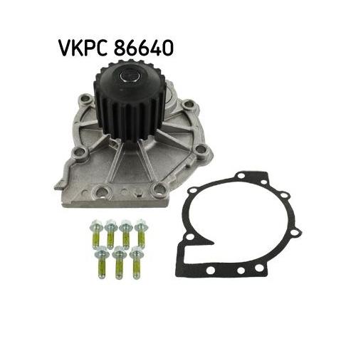 Water Pump SKF VKPC 86640 VOLVO