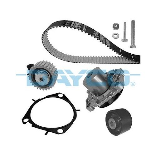 Water Pump & Timing Belt Set DAYCO KTBWP8470