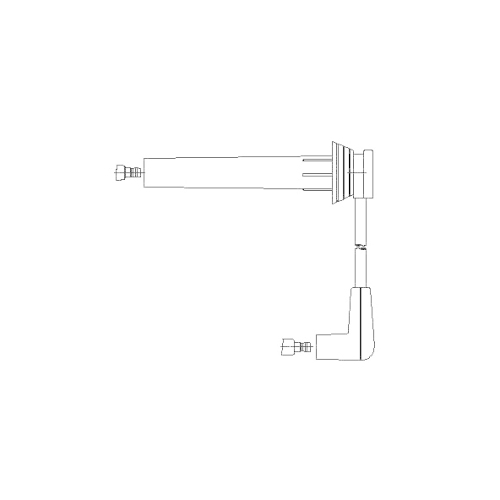 Ignition Cable BREMI 6A80/14 BMW