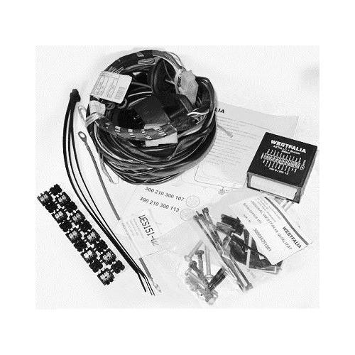 Electric Kit, towbar WESTFALIA 300210300107