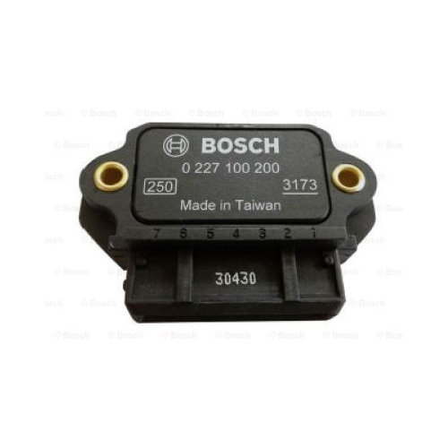 BOSCH Switch Unit, ignition system 0 227 100 200