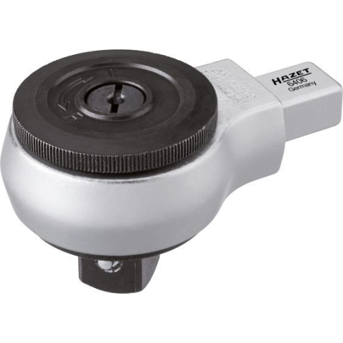 Plug-in Changeover Ratchet Head, torque wrench HAZET 6406 BMW