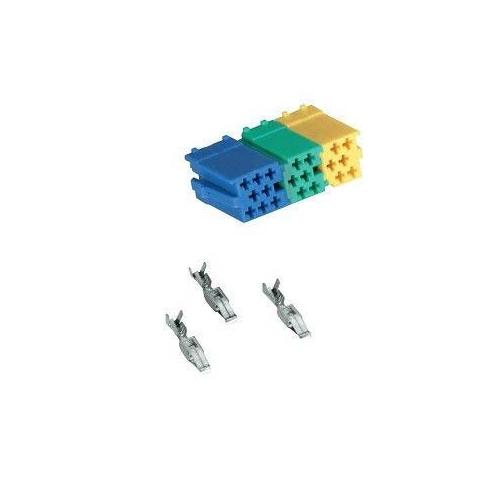HAMA MONTAGESET ISO-STECKER Artikel Nr.: 62281