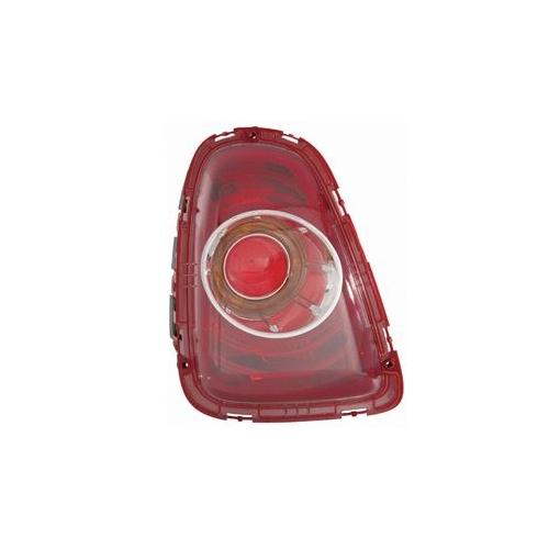 Combination Rearlight VAN WEZEL 0508921 MINI