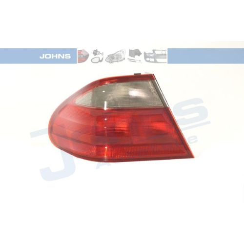 Combination Rearlight JOHNS 50 37 87-1 MERCEDES-BENZ
