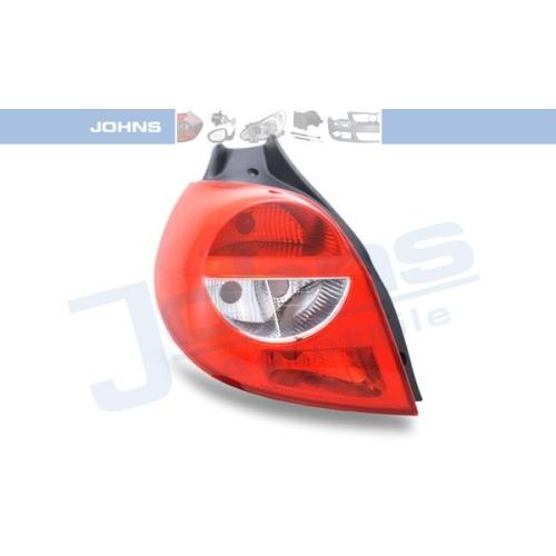 Combination Rearlight JOHNS 60 09 87-1 RENAULT