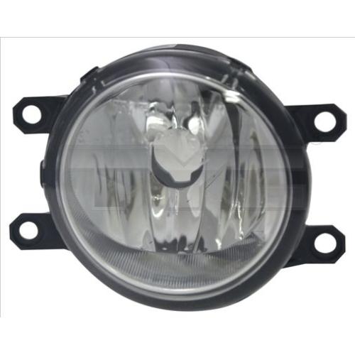 Fog Light TYC 19-5973-01-9 TOYOTA LEXUS