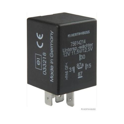 Kontrollgerät, Batteriespannung HERTH+BUSS ELPARTS 75614214