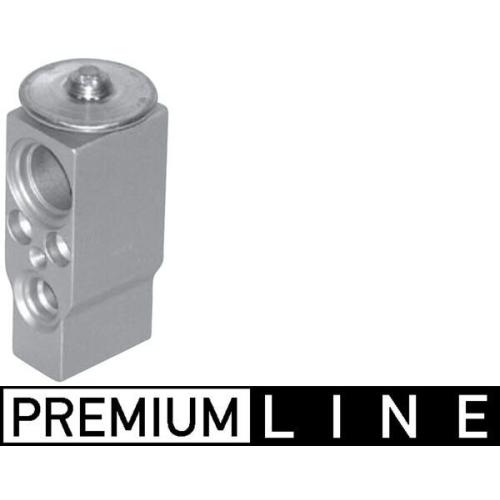 Expansionsventil, Klimaanlage MAHLE AVE 123 000P BEHR *** PREMIUM LINE *** FIAT