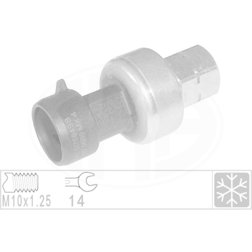 Pressure Switch, air conditioning ERA 330773 FIAT FORD NISSAN OPEL RENAULT