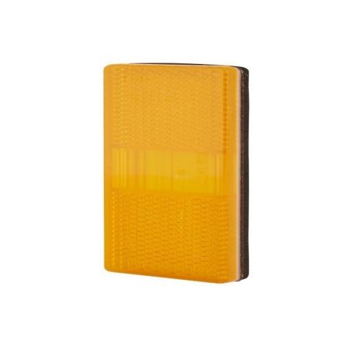 Lichtscheibe, Seitenmarkierungsleuchte HELLA 9EL 146 838-001 DAF MERCEDES-BENZ