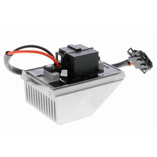 Regulator, passenger compartment fan VEMO V10-79-0016 Original VEMO Quality AUDI