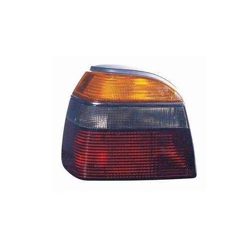 Combination Rearlight VAN WEZEL 5880933 VW