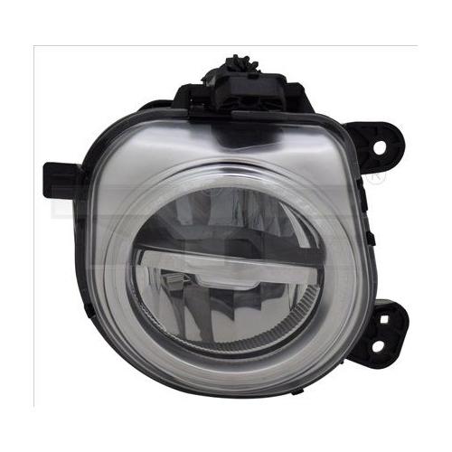 Fog Light TYC 19-12571-00-9 BMW