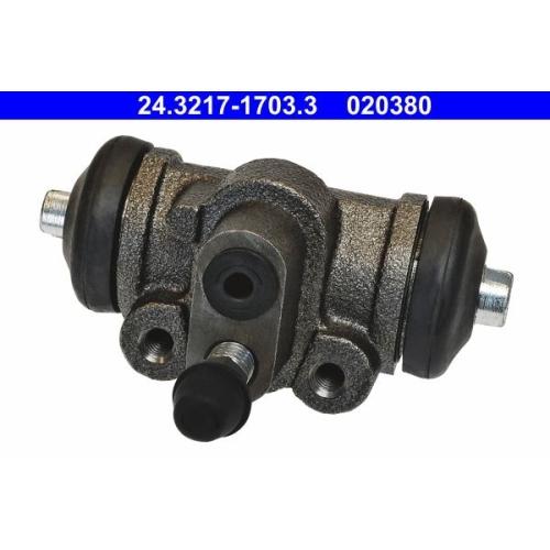 Radbremszylinder ATE 24.3217-1703.3 MAZDA