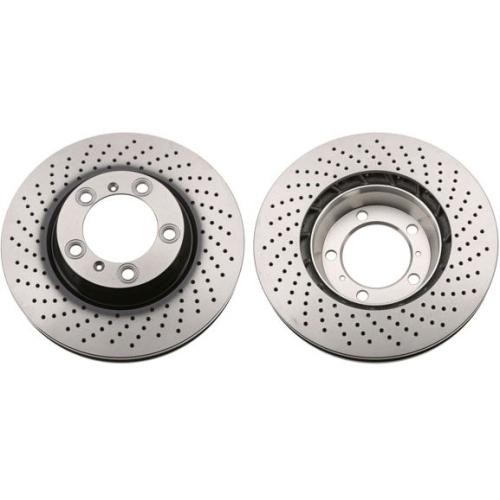 TRW Brake Disc DF6267S
