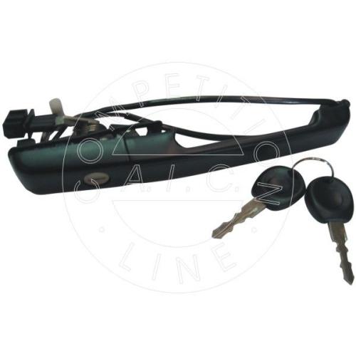 AIC door handle rear left 50552