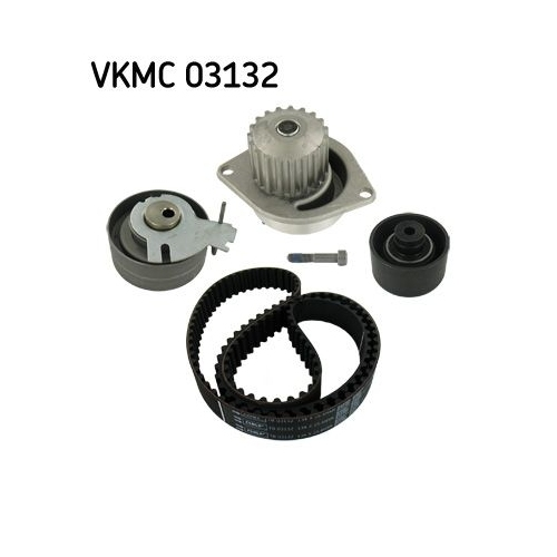 Water Pump & Timing Belt Set SKF VKMC 03132 CITROËN PEUGEOT