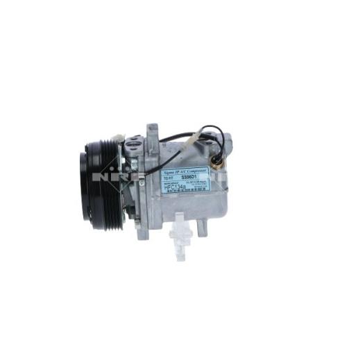 Compressor, air conditioning NRF 32490 BMW