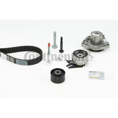 Water Pump & Timing Belt Set CONTINENTAL CTAM CT1105WP2 FIAT