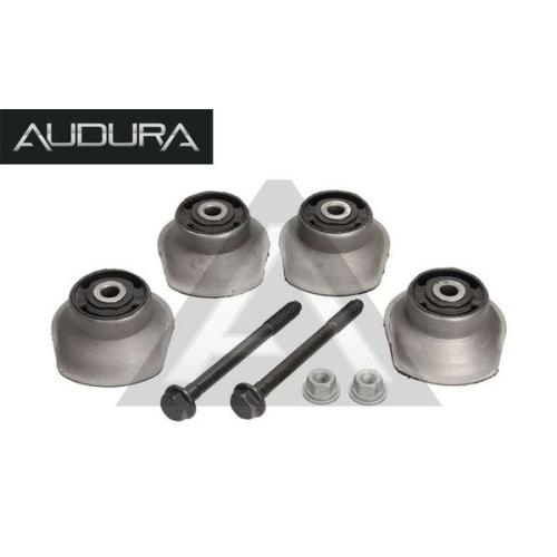 1 repair kit, axle beam AUDURA suitable for VW