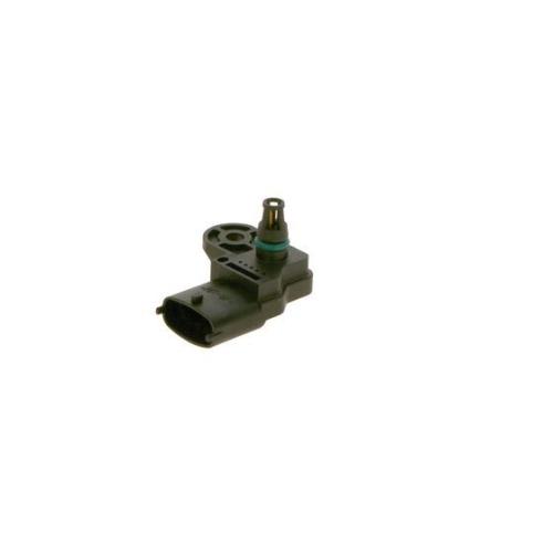 Sensor, Ladedruck BOSCH 0 261 230 042 GMC OPEL PORSCHE SAAB VAUXHALL VW LOTUS