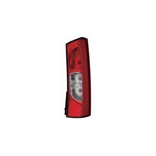 Combination Rearlight VAN WEZEL 2970932 SMART
