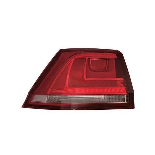 Combination Rearlight VAN WEZEL 5767931 VW