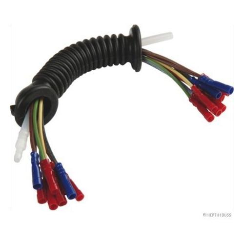 Kabelreparatursatz, Heckklappe HERTH+BUSS ELPARTS 51277068 OPEL VAUXHALL