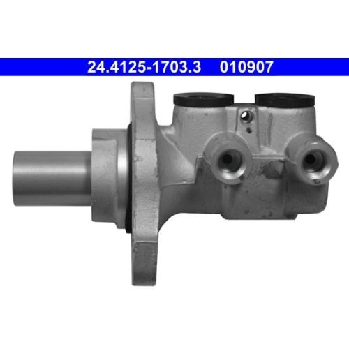 Hauptbremszylinder ATE 24.4125-1703.3 OPEL VAUXHALL