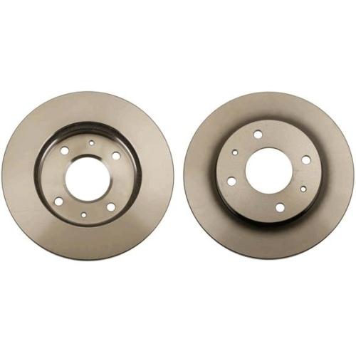 Brake Disc TRW DF4081 MITSUBISHI VOLVO HYUNDAI KIA PROTON