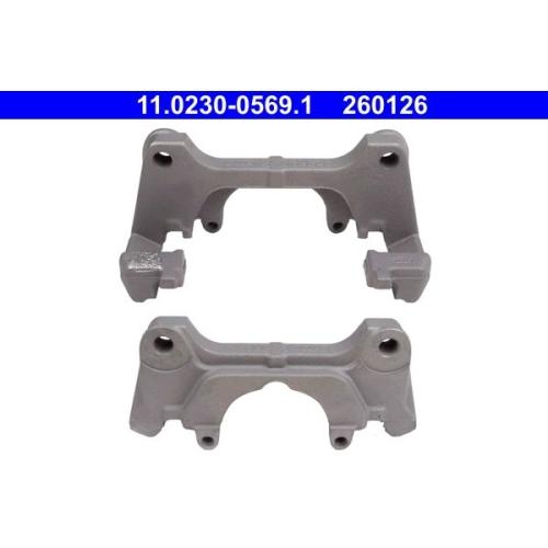 Halter, Bremssattel ATE 11.0230-0569.1 SEAT VAG