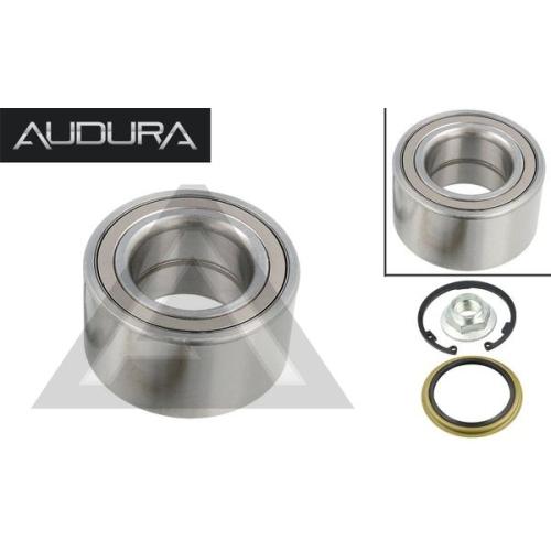 1 Radlagersatz AUDURA passend für FORD MAZDA KIA AR11244