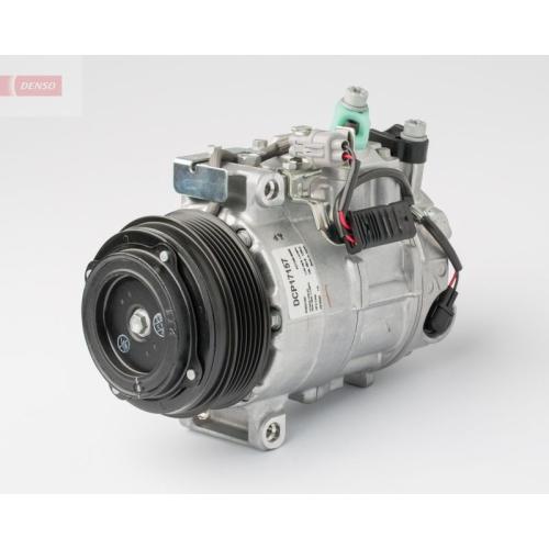 DENSO Kompressor DCP17157