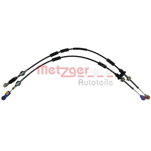 Cable, manual transmission METZGER 3150001 OE-part ALFA ROMEO