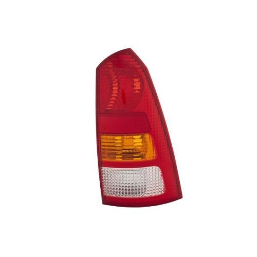 Combination Rearlight HELLA 9EL 171 556-021 FORD