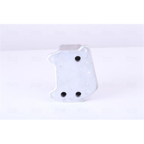 Ölkühler, Motoröl NISSENS 90832 MERCEDES-BENZ