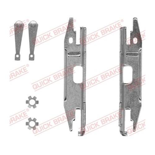 Adjuster, drum brake QUICK BRAKE 105 53 002
