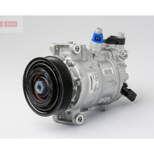 Kompressor, Klimaanlage DENSO DCP02097 AUDI PORSCHE