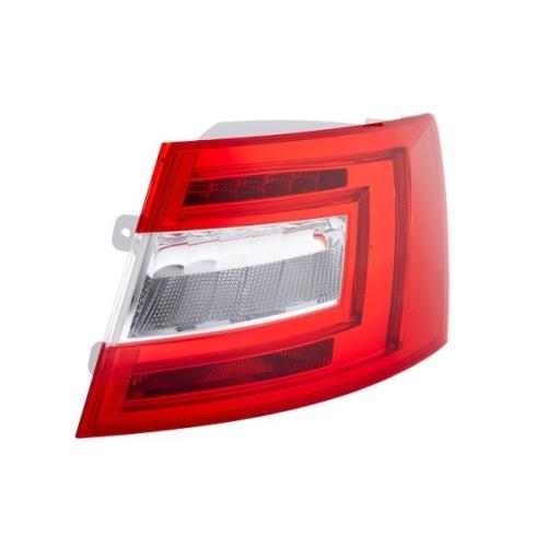 Combination Rearlight HELLA 2SK 011 082-101 SKODA
