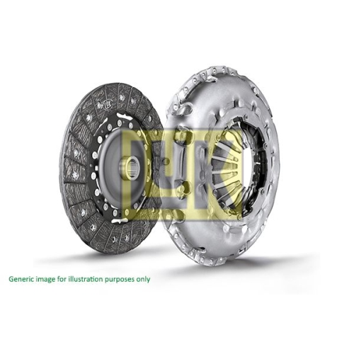 LuK Clutch Kit 624 3785 09