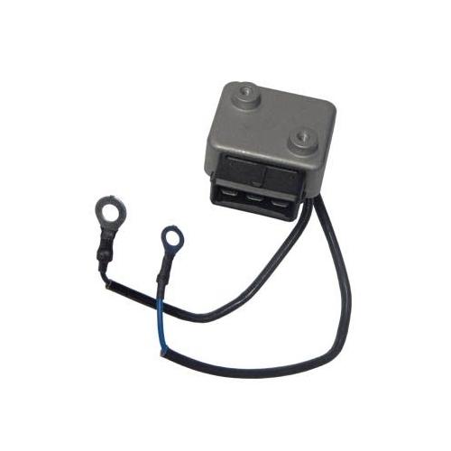 Schaltgerät, Zündanlage HITACHI 138050 Hüco AUDI VW