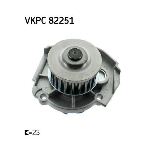 Water Pump SKF VKPC 82251 FIAT LANCIA