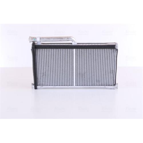 Heat Exchanger, interior heating NISSENS 70233 AUDI